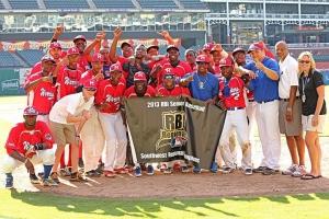 2013 RBI Regional Champions